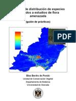 Modelos de distribución de especies aplicados a estudios de flora amenazada (CURSO)