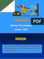 CAMPANHA - Choque Elétrico