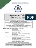 Agrement Link Seal