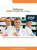 M2Farma - Consultoria Para Farmacias e Drogarias - AFE ANVISA CRF Farmacia Popular Marketing Estrategico Manual de Boas Praticas