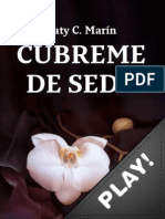 Cubreme de Seda. Sex Game Book - Paty C. Marin