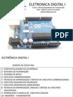 Unisal2014-Aula01 EletronicaDigital I