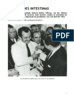 CONVULSÕES INTESTINAS - Almino Affonso e o Golpe de 1964