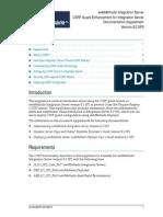 8-2-SP2 CSRF Guard Enhancement for is Doc Supplement