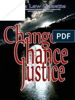 Change. Chance. Justice.