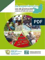Banco de experiencias significativas de promoción de la salud mental en el Valle del Cauca