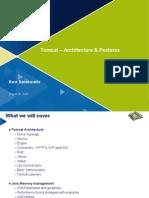 Tomcat Architecture Training Ver 1.5