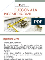 Clase 1 - Introducción a la  Ingenieria Civil (1)