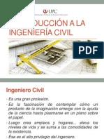 Clase 1 - Introducción a la  Ingenieria Civil (1)