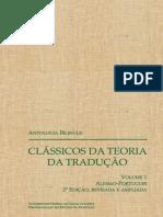 Werner Heidermann (Org.). Classicos Da Teoria Da Traducao - Alemao-Portugues