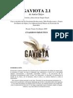 Cuaderno Didctico Gaviota 2.1[1]