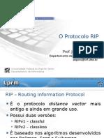 O Protocolo RIPv1