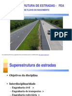Aula 1 Superestrutura de Estradas [Modo de Compatibilidade]