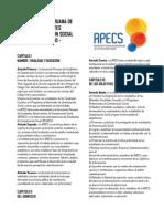 Estatuto APECS