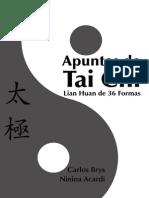 Apuntes de Tai Chi