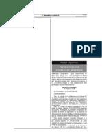 D S  N 076-2013-PCM - Modifican D S  N  075-2012-PCM que crea la Comisión Multisectorial de Seguimiento de las Acciones de Gobierno fre (3)