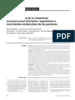 Costo Efectividad de Un Tratamiento Antituberculoso Alternativo Seguimiento a Convivientes Residenciales de Los Pacientes Emmanuel Nieto Et Al Rev Pan de La Salud 2012