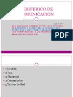 Periferico de Comunicacion