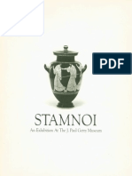 STAMNOI.An Exhibition At The J. Paul Getty Museum
