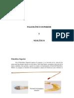 Paleolitico y NEOLITICOe
