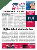 April Atlantic Cape Review