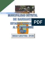 Balance ESTADOS FINANCIEROS AL 31.12.2013.doc