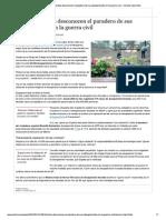 PUBLICO - 30.08.2010 - 114.000 Familias Desconocen El Paradero de Sus Desaparecidos en La Guerra Civil