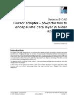 VFP - Cursor Adapter Doc Ingles