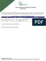 Certificado de Afiliacion a Colpensiones