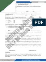 Formato Contrato Individual de Trabajo Para Trabajadoras Del Hogar