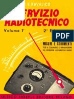 Servizio Radiotecnico Vol 1 - 2a Ed 1941