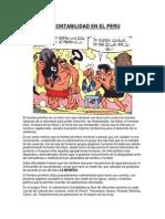 Contabilidad en El Peru