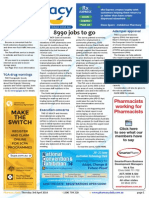 Pharmacy Daily for Thu 03 Apr 2014 - 8990 jobs to go, APCC members appointed, Adempas approval, SHPA recruits analyst and much more