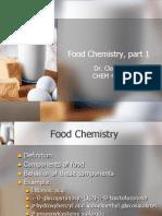 Food Chemistry Part 1