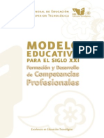 Revista Del Modelo Educativo y Competencias