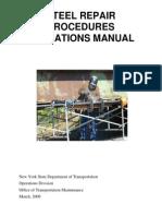 24 - Steel Repair Procedures Operations Manual Ny Dot
