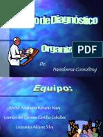 Modelo de Diagnóstico organizacional
