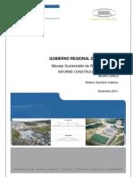 3de Informe Construccion Pozos RS Valdivia