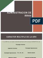 Adm. de RRHH