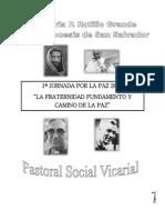 Documento Jornada Por La Paz 2014