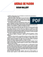 Mallery Susan - Arenas de Pasion