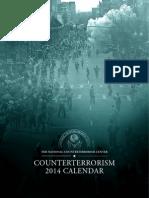 Counterterrorism (CT) Calendar 2014