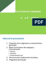2. Presentacion  LENGUAJE