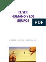 Presentación Ser Humano. 22 MARZO 2014
