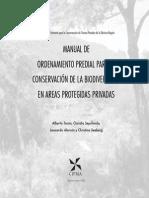 Manual Ordenamiento Predial Para Conservacion