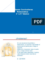 3. Presentación  MATEMATICA