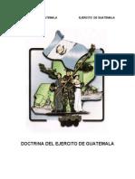 Doctrina del Ejercito de Guatemala