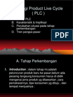 Strategi Product Live Cycle