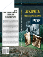 Auschwitz Open Air Incinerations by Carlo Mattogno