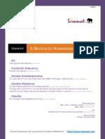 Revista Sarasuati.[2009] Número 3